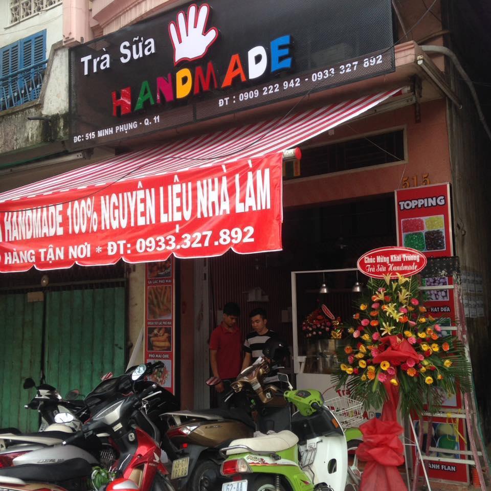 Trà sữa Handmade 515 Minh Phụng, Quận 11