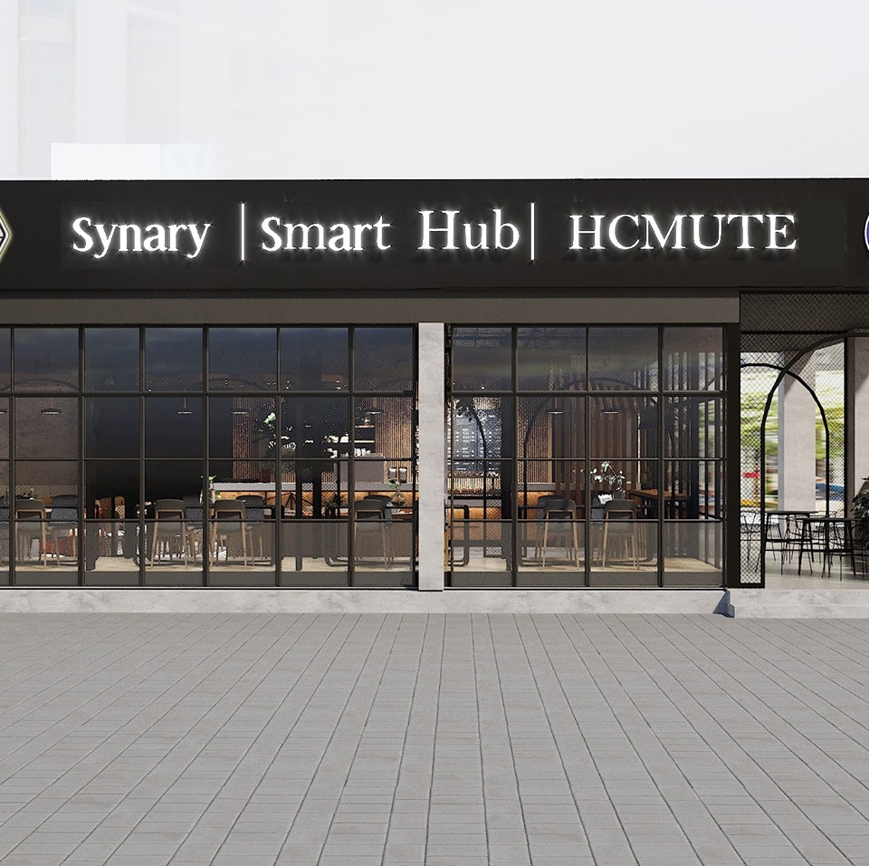 SYNARY SMART HUB HCMUTE