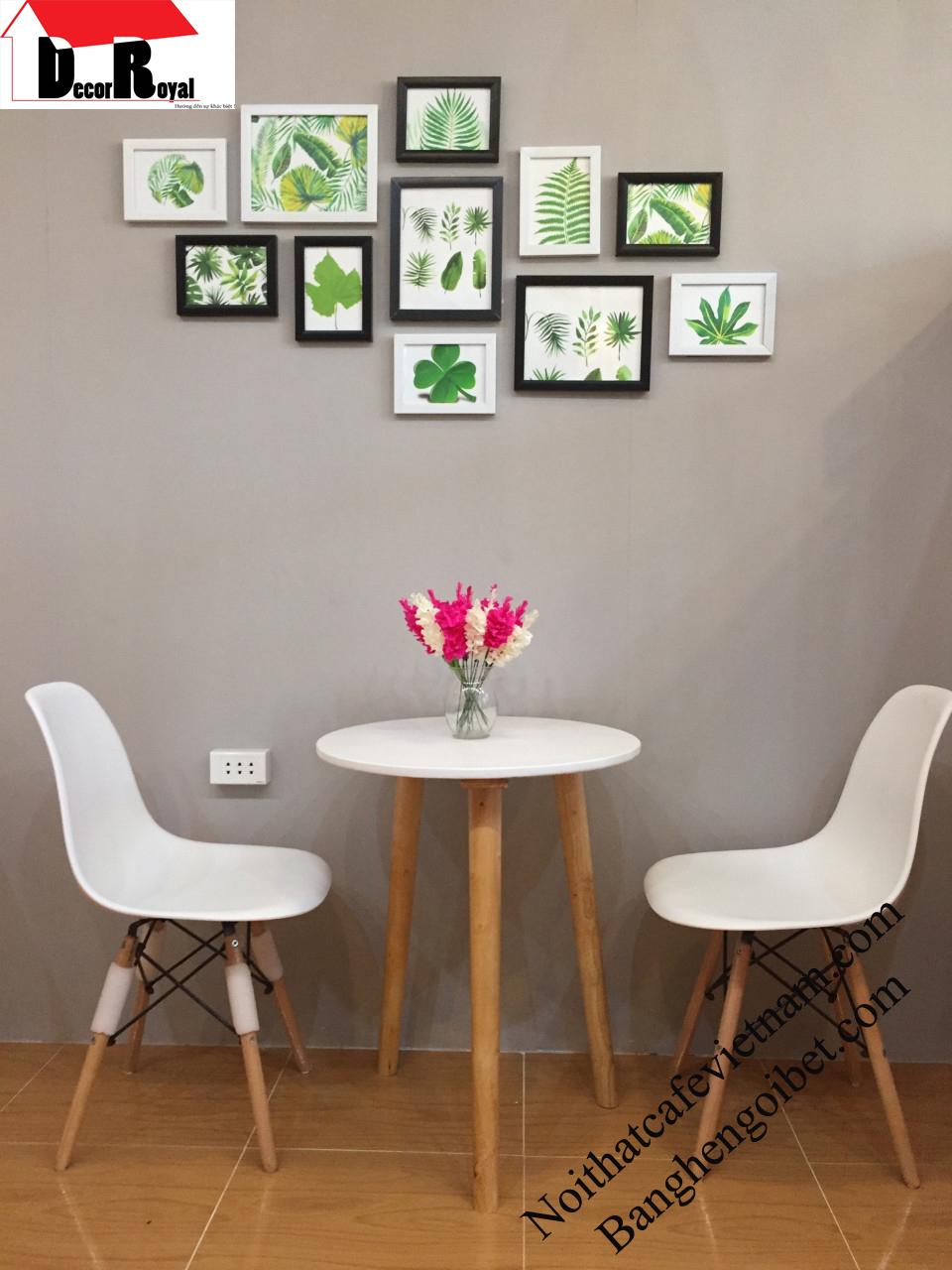 Bộ bàn ghế Eames