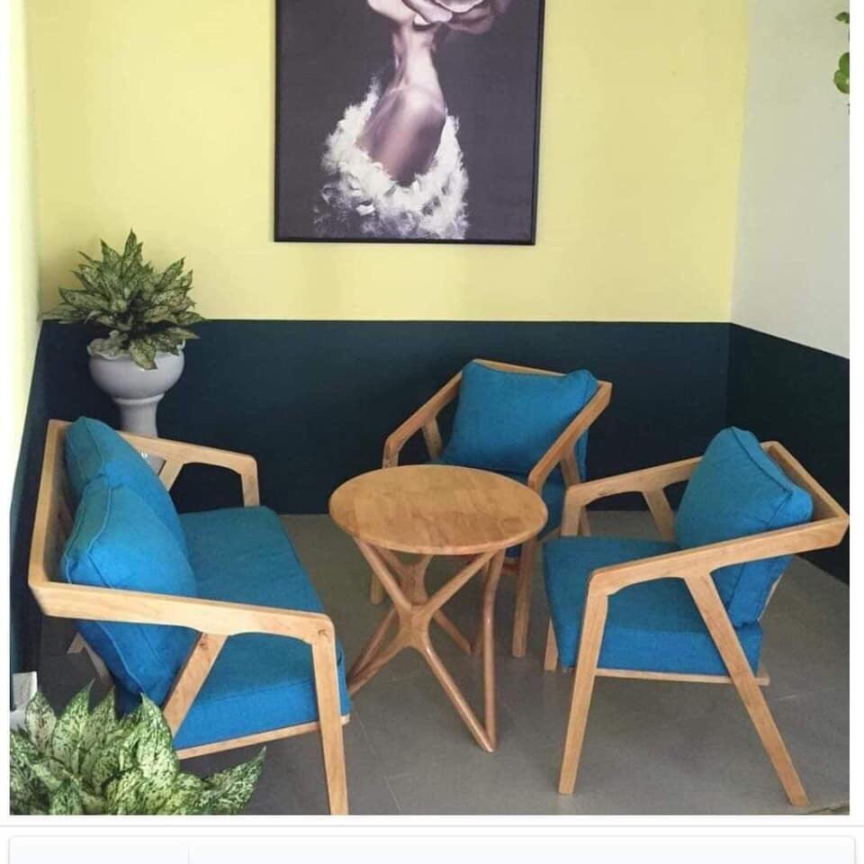 Bộ sofa cafe giá rẻ