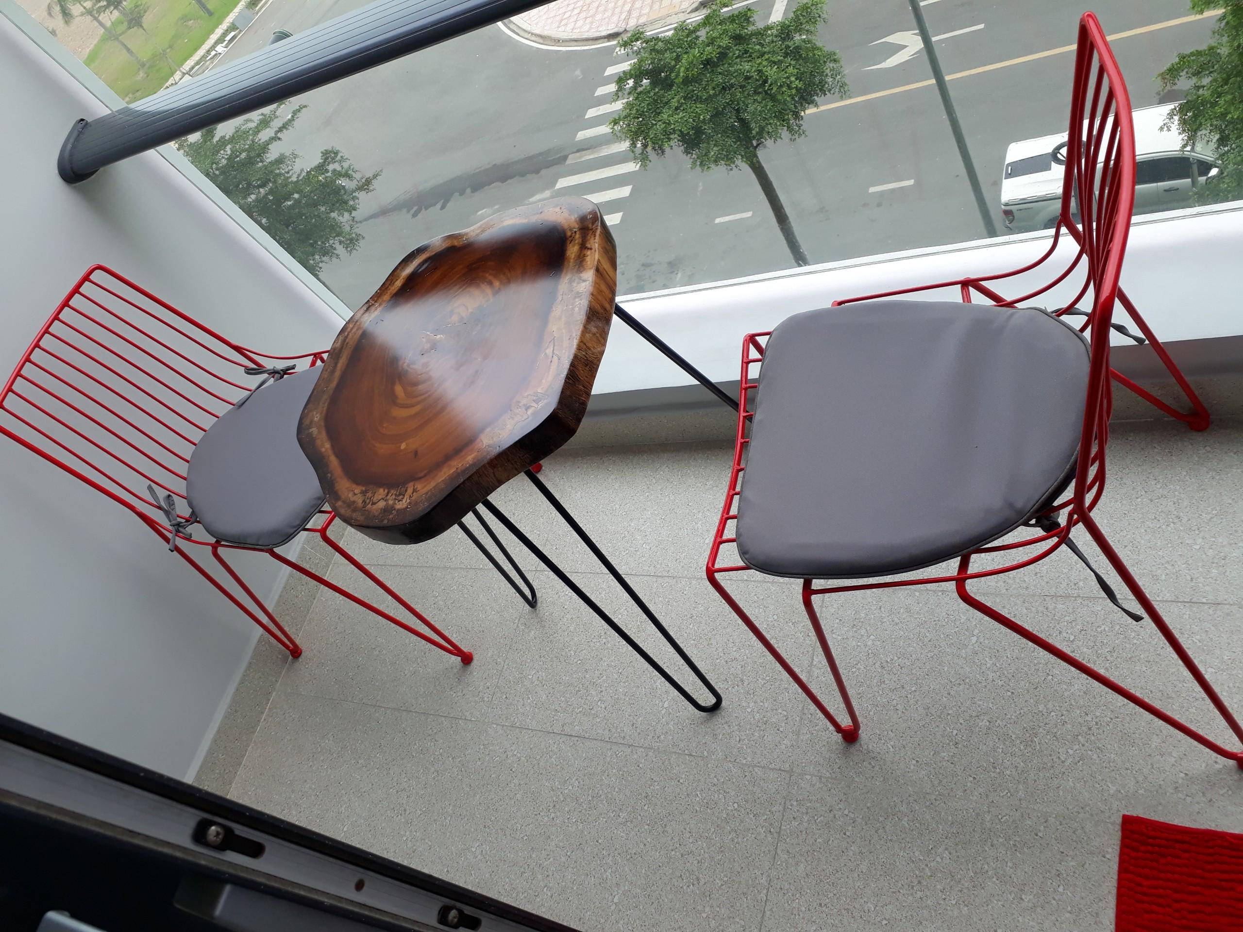 Bộ bàn ghế để ban công đẹp