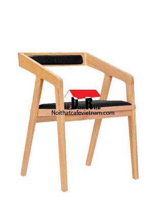 Ghế gỗ katakana