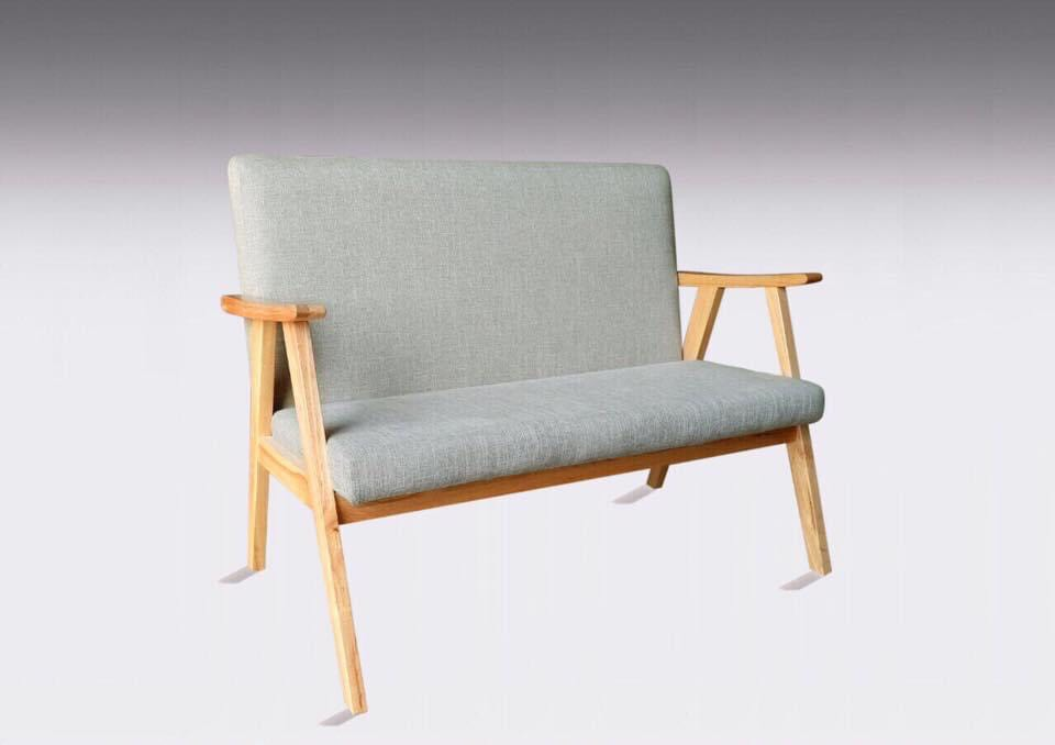 Ghế sofa cafe đôi giá rẻ