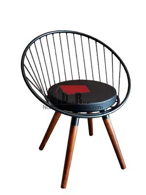 Ghế sắt nón đẹp