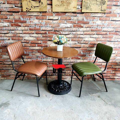 Bộ bàn ghế cafe lotte