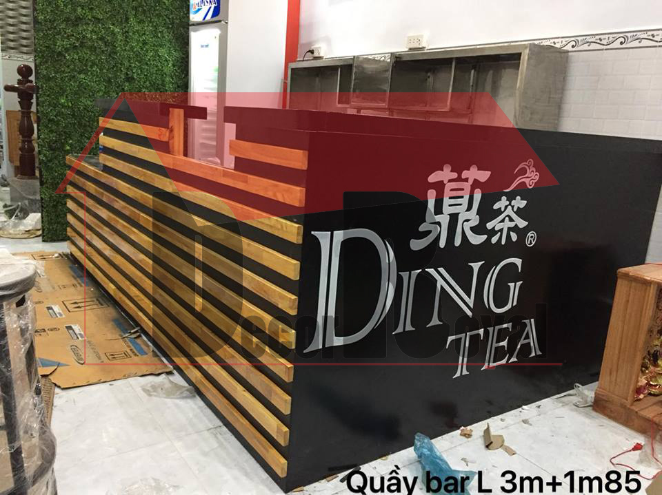 Quầy bar DINGTEA